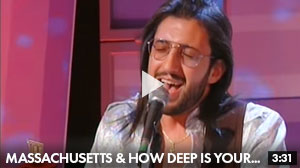 The Italian Bee Gees  - Massachusetts & How Deep Is Your Love
