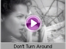 Jenny Berggren (Ace Of Base) - Don't Turn Around