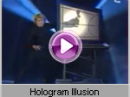 Hans Klok - Hologram Illusion
