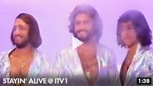 The Italian Bee Gees  - Stayin' Alive
