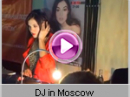 Sasha Grey - DJ in Moscow